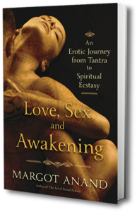 Interview with Leading Authority on Tantra Margot Anand by Ilona Selke