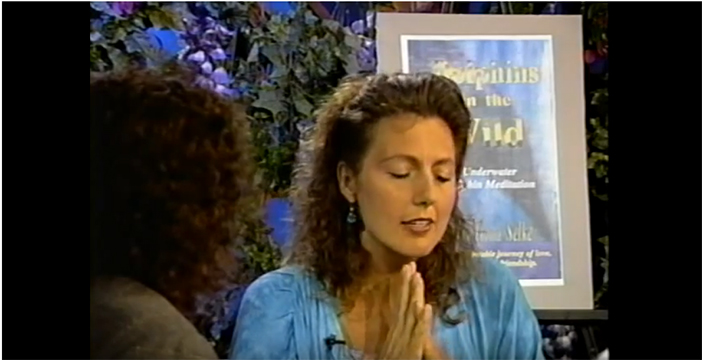 Bridging Heaven & Earth Show with Ilona Selke