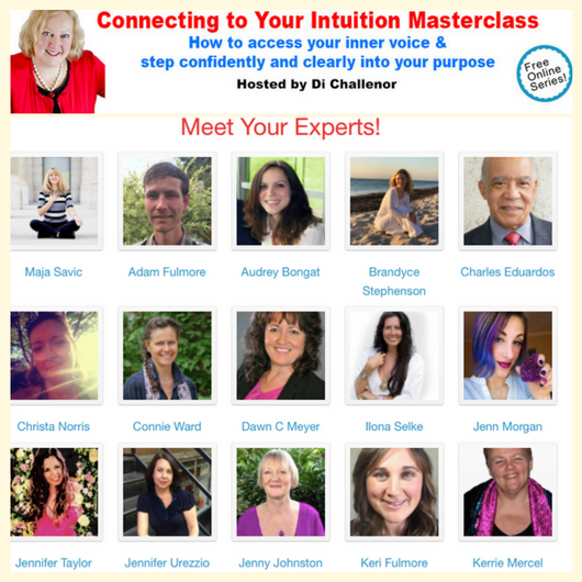 How to devolve your intuition and step into your purpose!