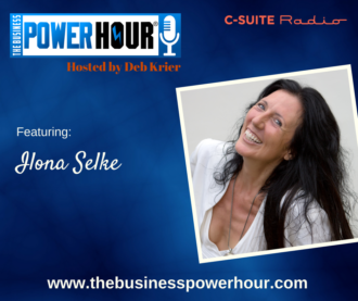 BUISNESS POWER HOUR with Deb Krier and Ilona Selke