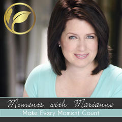 The Matrix for Daily Miracles on  MOMENTS WITH MARIANNE with Ilona Selke