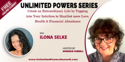Interview by Monique Farell in the Unlimited Potential Series of Ilona Selke.