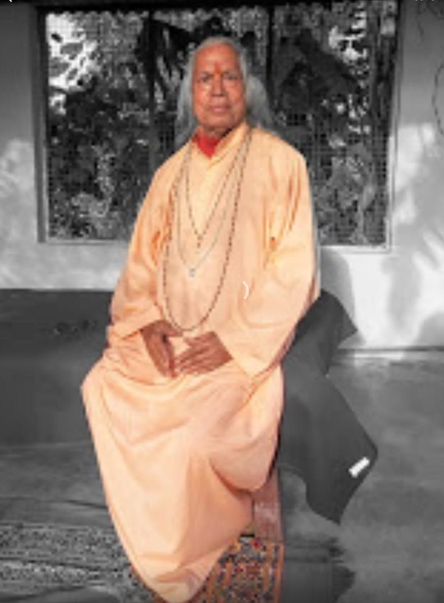 Interview with a Yogi- Premvarni Balyogi by Ilona Selke