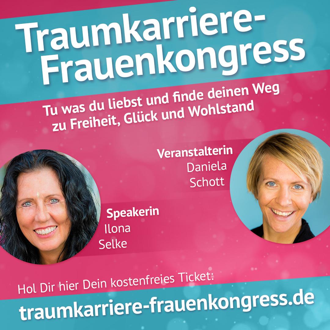 Frauen & Karriere Interview von Daniela Schott mit Ilona Selke
